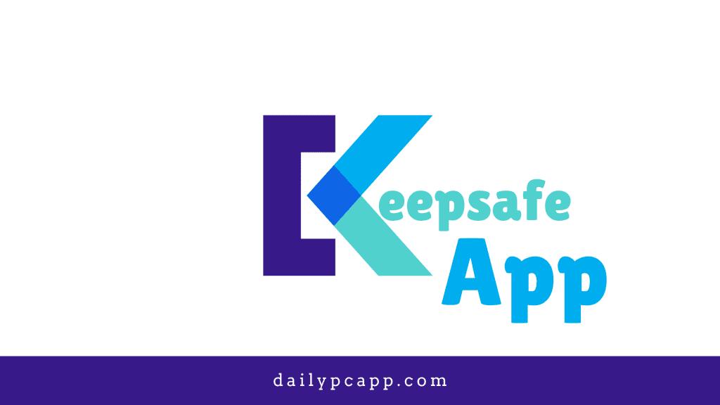 keepsafe app for pc