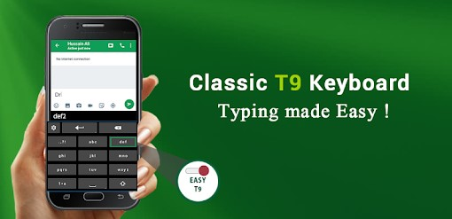 T9 keyboard for android