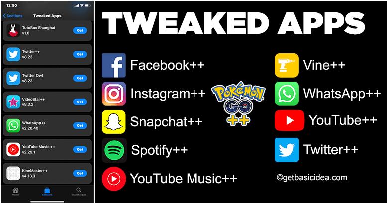 Tweaked Apps