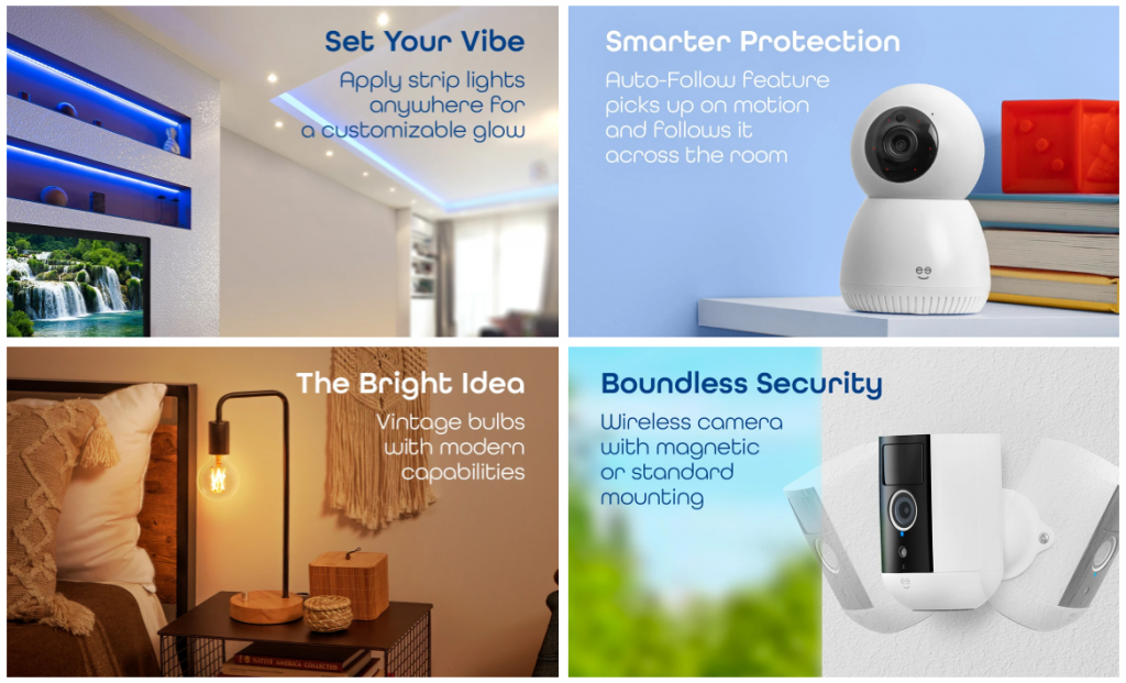 Controlo Your smart home by feeni app